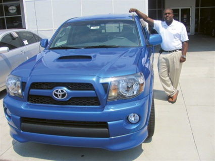 Dealerships like Randy Martin's Dick Dyer Toyota saw some of its best incentives pulled for the month of May in reaction to Toyota's initial production estimates. Two weeks later, however, incentives were back.