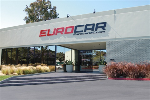 EuroCar's inventory of specialty vehicles fits the eBay Motors business model perfectly, and owner Tilo Steurer now lists 75 to 80 vehicles per week on a 10-day auction cycle.