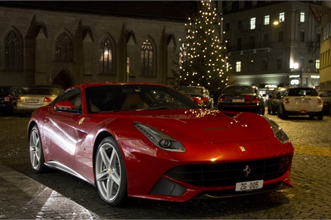 Dealerships may be closed on Christmas and New Year's Day, but car buyer engagement remains strong throughout the holiday season. Photo by Daniel Stocker