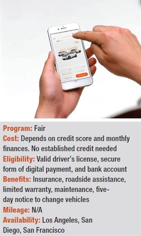 The Rise of Subscription Services - Auto Finance - F&I and Showroom