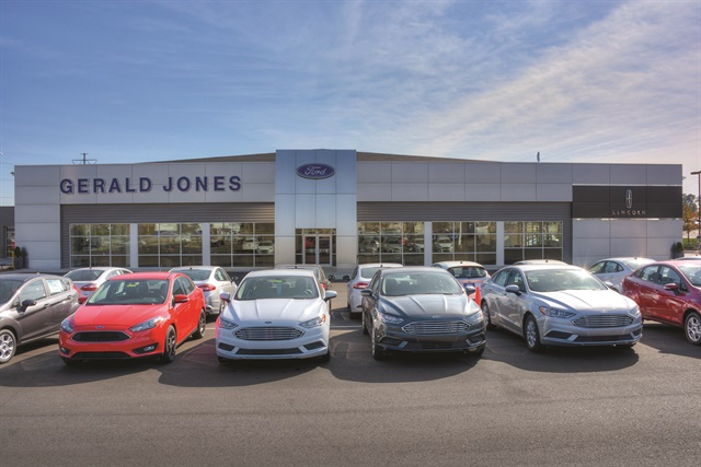 Gerald Jones Ford >> F I Pacesetters Gerald Jones Auto Group Auto Finance F I And