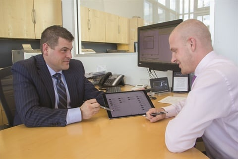 Once the menu is presented and products are selected, the business manager will escort the customer into the finance office to complete the disclosure and signing portion of the process. This is done to ensure privacy. However, this last step in the process gives the business manager a second chance at selling products the customer may have rejected at the sales desk.