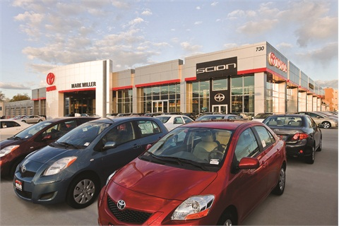The installation of TFS' econtracting system didn't go smoothly for Mark Miller Toyota Scion. The store's DMS didn't integrate with the RouteOne system, an issue that delayed the store's ability to econtract finance deals by two months.