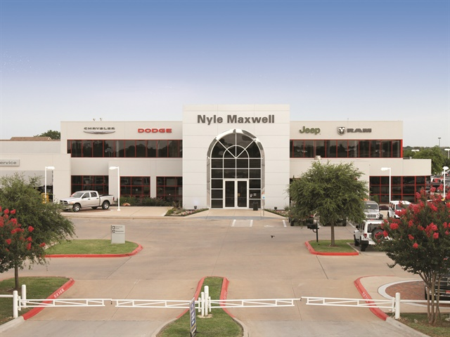 Nyle Maxwell Family of Dealerships operates four stores in the Austin-Round, Texas, area.