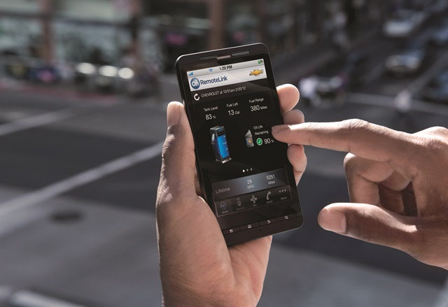 OnStar now counts 12 million customers globally, nearly half of whom are fleet customers. The service's mobile app surpassed 1.5 billion interactions in December 2016. General Motors' Greg Ross said the real innovation is OnStar the device, which establishes a link between a vehicle's databus and the cellular infrastructure. The vehicle data flowing through that two-way connection is paving the way to future capabilities and services.