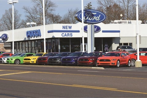 Faulkner-Ciocca Ford is located in historic Quakertown, Pa., which is where the Liberty Bell was once hidden from British soldiers during the American Revolutionary War. It was also the location of the anti-tax John Fries' Rebellion in 1799.