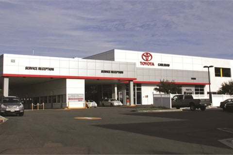 Toyota Carlsbad has received two Notebook leads so far, but officials believe that number will increase when the OEM begins promoting the tool.