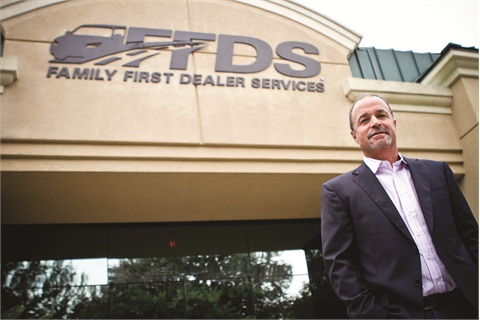 Tony Wanderon, president of CEO of Family First Dealer Services, rolled out a four-tier GAP program earlier this year. He says about 1,000 dealers have adopted the program since its introduction.