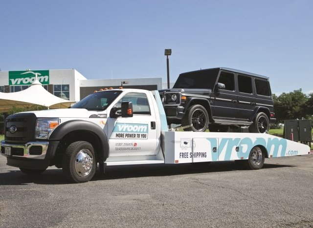 Vroom, which has raised $73 million in total equity funding since its founding in 2013 by former AutoNation execs Marshall Chesrown and Kevin Westfall, expects to generate $300 million in revenue this year.