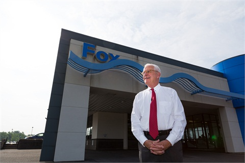 NADA Chairman Bill Fox's ascendance to dealership and association leadership was largely happenstance, he says.