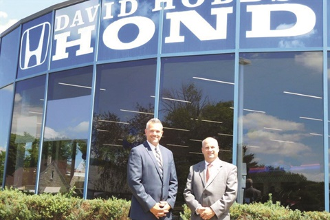 Glendale, Wis.-based David Hobbs Honda was founded in 1987 by British racing legend and hall of famer David Hobbs. He currently serves as a racing commentator for NBC and the NBC Sports Network, while his son Gregory manages day-to-day operations. Last year, the dealership was voted the top dealer in Wisconsin by viewers of WISN TV.