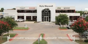 F&I Pacesetters: Nyle Maxwell Family of Dealerships
