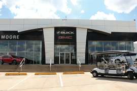 F&I Pacesetters: Bob Moore Buick GMC