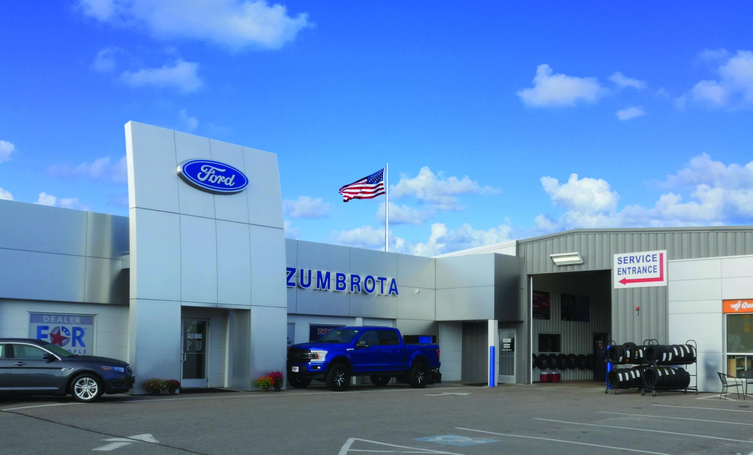 F&I Pacesetters: Zumbrota Ford