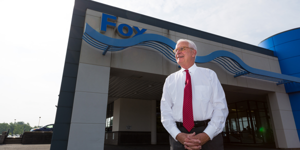 NADA Chairman Bill Fox's ascendance to dealership and association leadership was largely...
