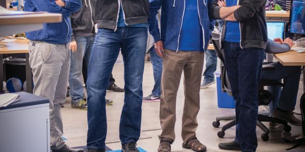 The executive team for AutoGravity includes CTO Martin Prescher, CEO Andreas Hinrichs, COO...
