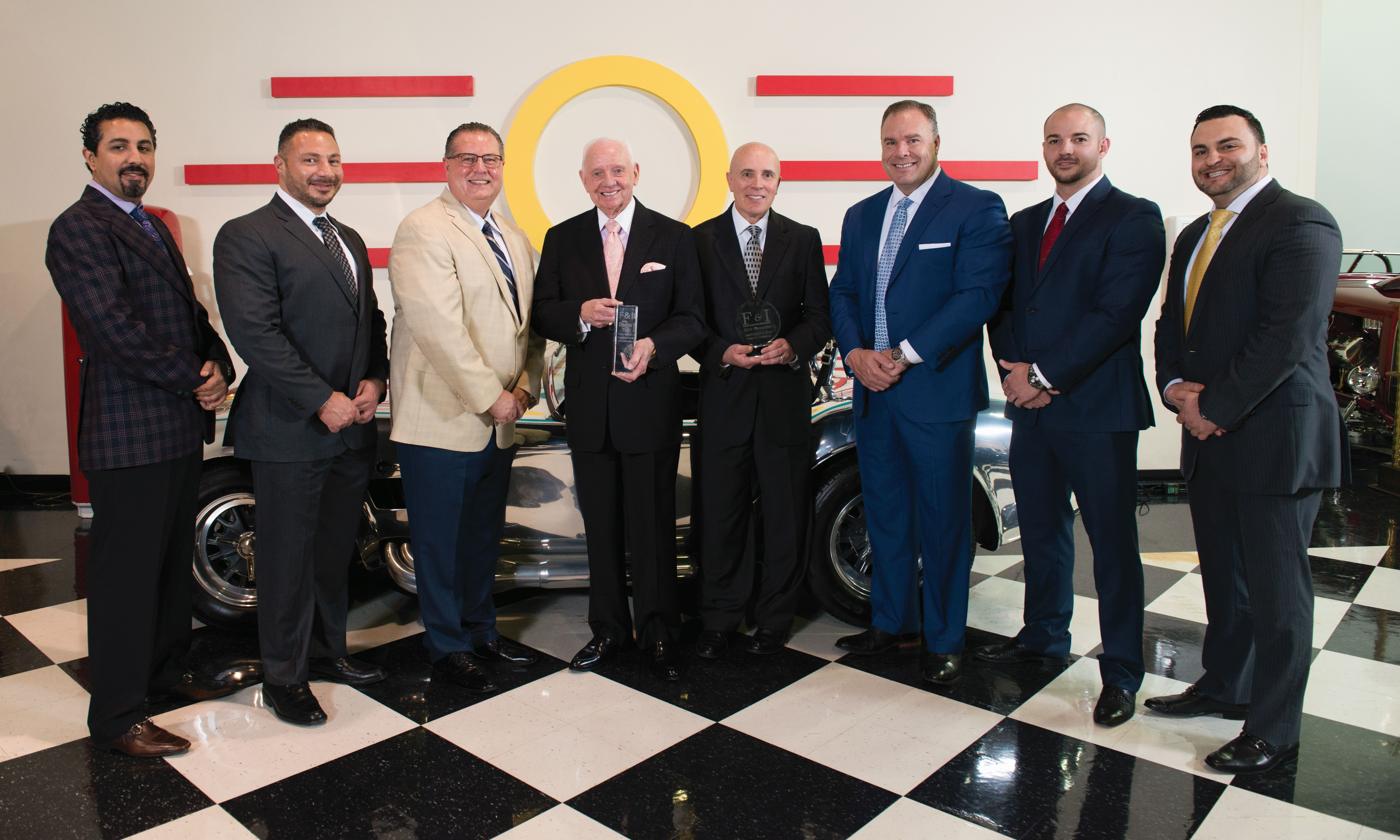 Five Star Ford North Richland Hills >> Leading The Pack F I F I And Showroom
