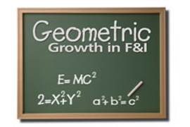 Geometric Growth in F&I
