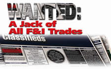 Wanted: A Jack of All F&I Trades