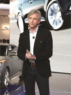 Hyundai CEO John Krafcik maintains the company is not interested in creating a luxury brand.