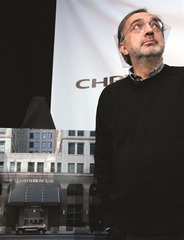 Chrysler CEO Sergio Marchionne said he's committed to a total redesign of the minivan.