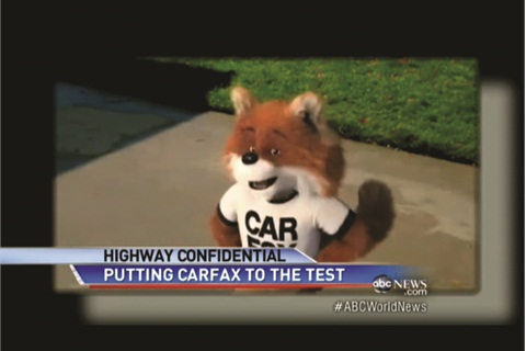 """On March 17, ABC's """"20/20"""" aired a damaging report on Carfax. One of the claims made is that AutoCheck provides more accurate reports."""