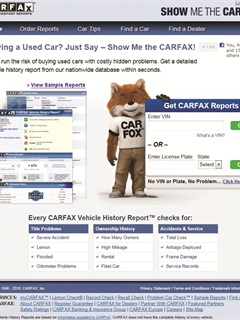 It's no secret how 'Da Man' feels about Carfax, which is why he was pleased to hear that BMW Certified now allows dealers to source vehicle history reports from AutoCheck.