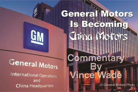 'Da Man' remains suspicious of General Motors' strategy in China. The company's announcement that it will no longer list North American and global production numbers didn't help, either.