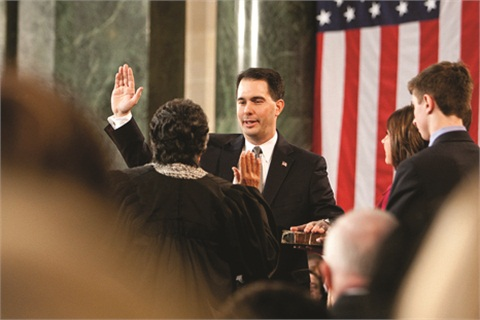 Wisconsin Governor Scott Walker made national headlines in early June after prevailing in a recall vote for his gubernatorial seat.