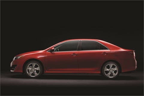 "The Toyota Camry SE was voted Most ""American"" Car in 2012 by Cars.com."