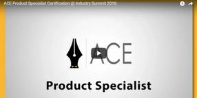 RSVP for ACE Certification at Industry Summit