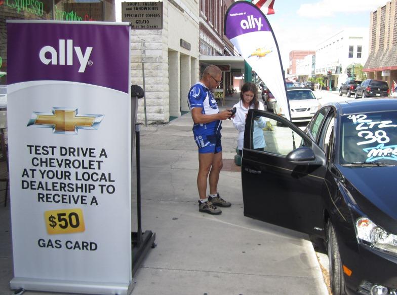 Ally Launches Vehicle Marketing Program
