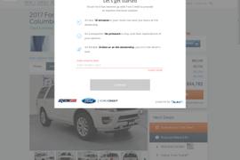 Ford Credit Invests in Online Car-Buying Platform