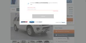 Ford Credit Invests in Online Car-Buying Platform
