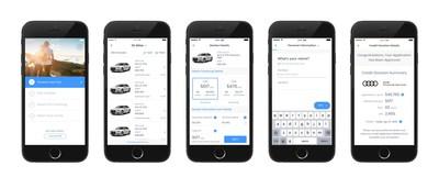 Audi Captive Joins AutoGravity Network