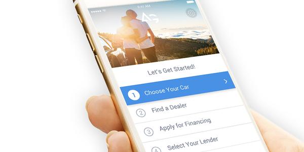 AutoGravity Unveils Vehicle Financing App