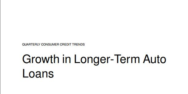 CFPB: Longer-Term Loans Not Having Desired Effect for Borrowers, Finance Sources
