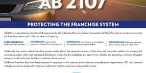 Calif. Governor Vetoes Dealer Protection Bill