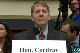 AFSA to Congress: The CFPB 'Needs to Be Reined In'
