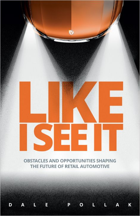 vAuto Founder Dale Pollak Publishes Fourth Book For Retail Automotive