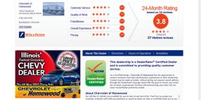 DealerRater Launches Certified Service Center
