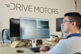 Drive Motors Raises $5.2 Million in Seed Funding