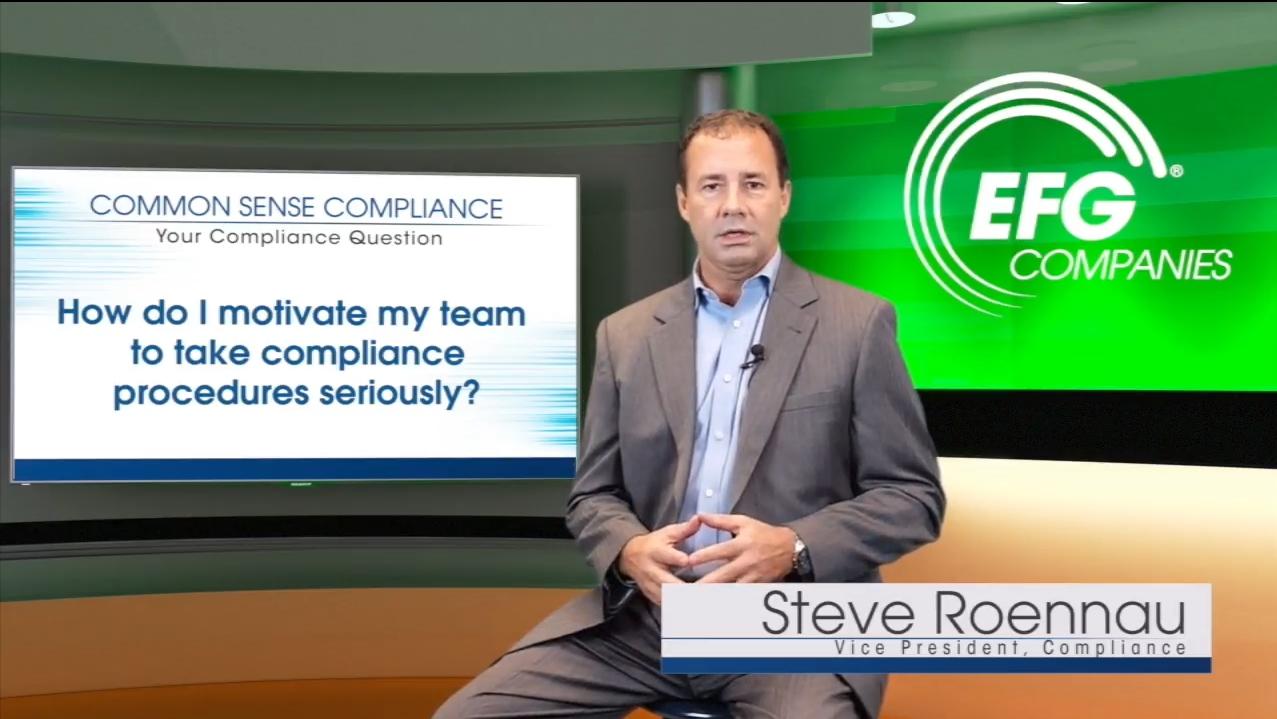 EFG Launches Multimedia Compliance Platform