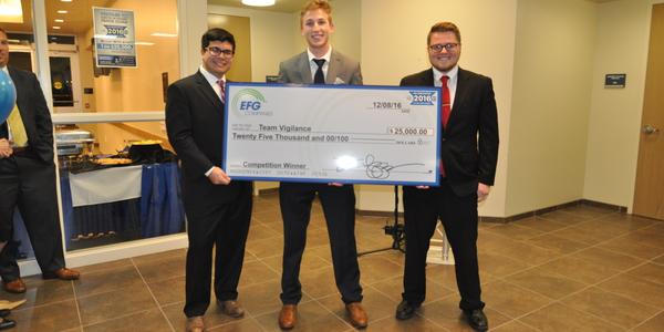 EFG Companies Names Winner of 2016 Innovator of the Year Award