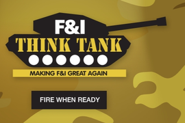 'Father of F&I Menu' to Hold Court at F&I Think Tank