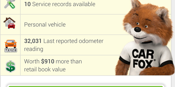 DealerSocket Clients Get Carfax Snapshot Tool