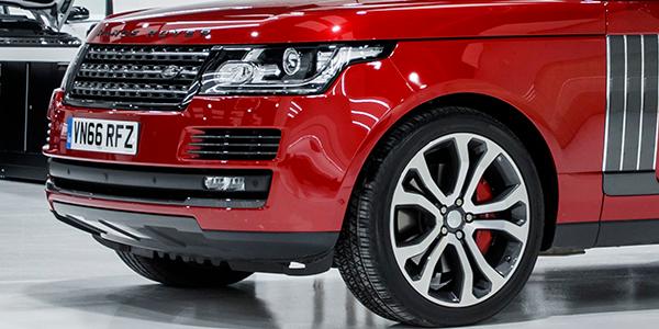 Range Rover Wins IHS Markit Loyalty Award