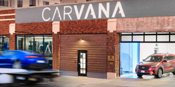 Carvana Adds Vehicle Pickup Garages