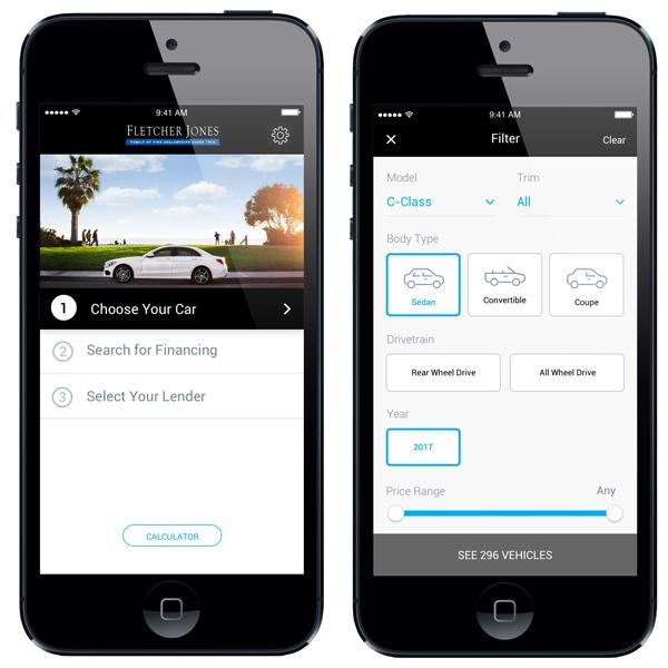 Fletcher Jones Adds AutoGravity Inventory App