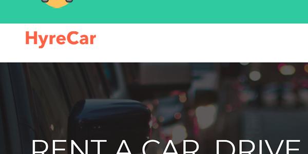 HyreCar Offers Turnkey Carshare Program to Dealers